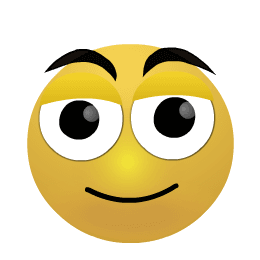 Animated Classic Emoji messages sticker-4
