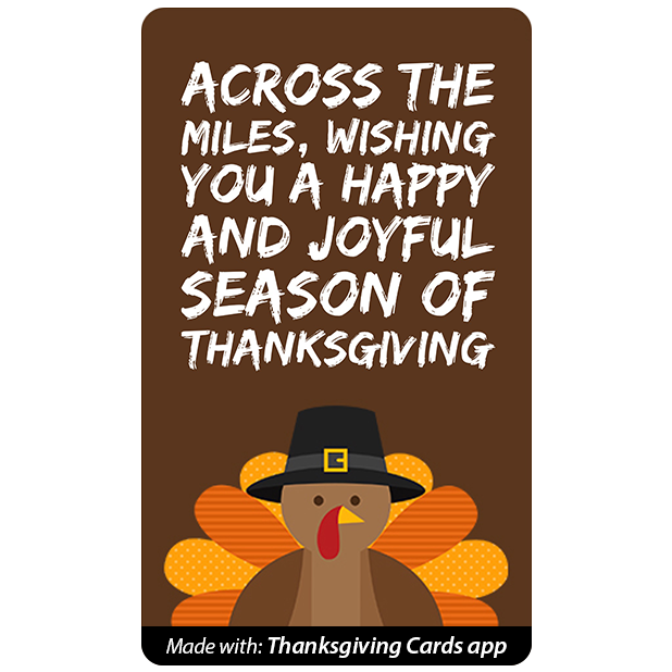 Thanksgiving Cards - Best wishes for Thanksgiving messages sticker-8