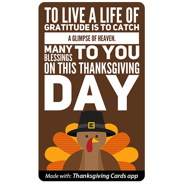 Thanksgiving Cards - Best wishes for Thanksgiving messages sticker-9