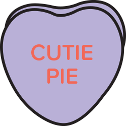 Candy Hearts Stickers messages sticker-7