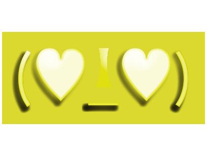 Neon Retro Emoji messages sticker-2