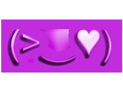 Neon Retro Emoji messages sticker-8