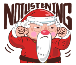 Merry ChristMas & Happy New Year Stickers messages sticker-10