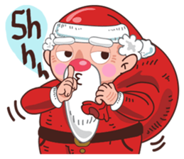 Merry ChristMas & Happy New Year Stickers messages sticker-9