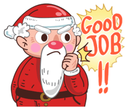 Merry ChristMas & Happy New Year Stickers messages sticker-8