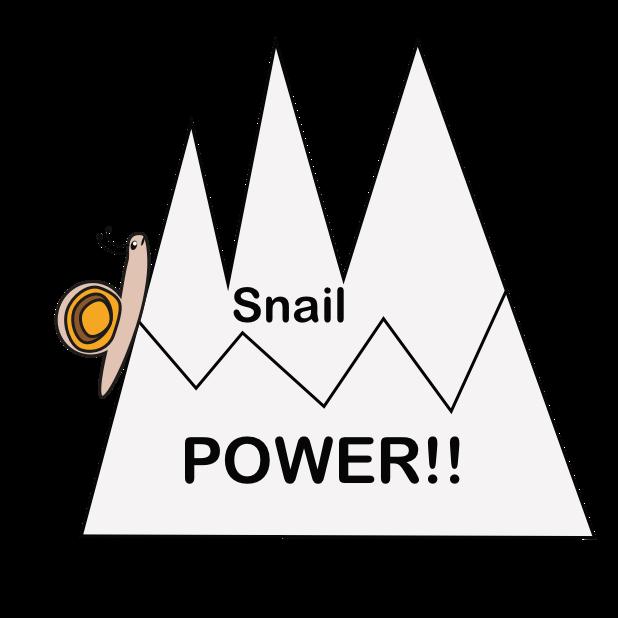 Snail Power messages sticker-6
