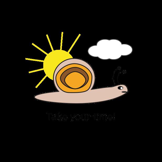 Snail Power messages sticker-2