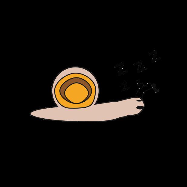 Snail Power messages sticker-0