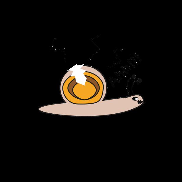Snail Power messages sticker-8