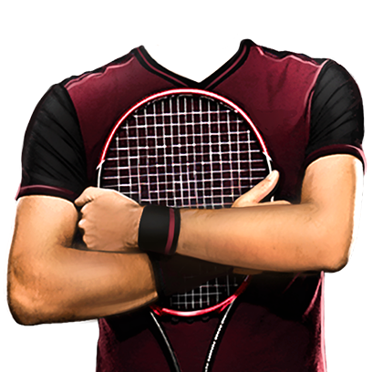 Tennis Manager 2018 - TOP SEED messages sticker-5