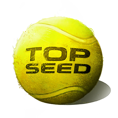 Tennis Manager 2019 - TOP SEED messages sticker-0