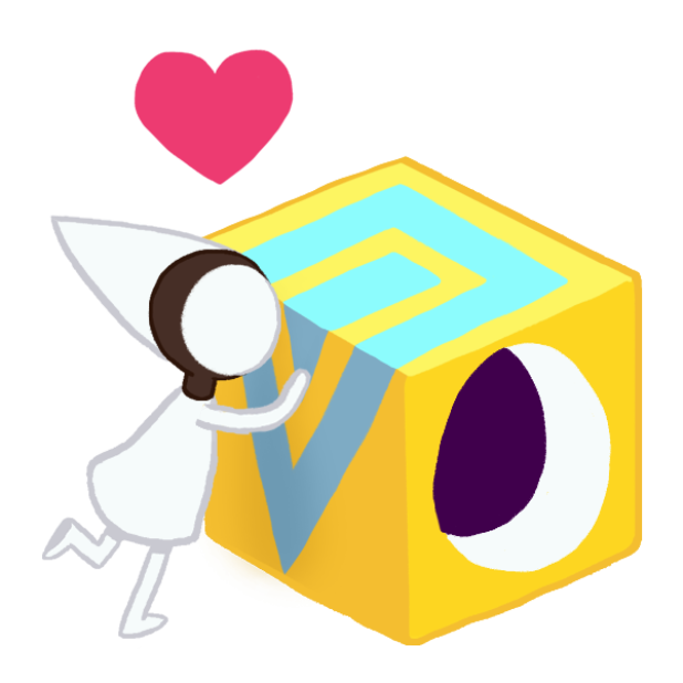 Monument Valley Stickers messages sticker-1