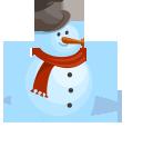 25 Days of Christmas: Holiday Advent Calendar 2016 messages sticker-4