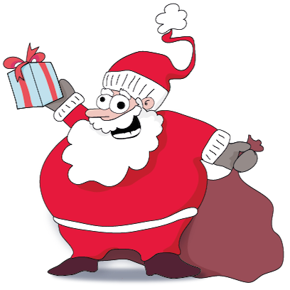 Santa's Stickers messages sticker-8