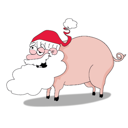 Santa's Stickers messages sticker-7