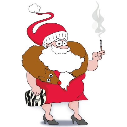 Santa's Stickers messages sticker-11