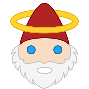Santa Emoji Stickers messages sticker-8
