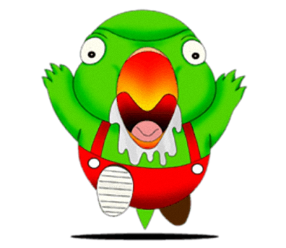 Funny Parrot messages sticker-7