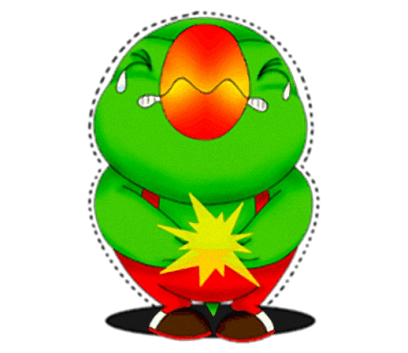 Funny Parrot messages sticker-5