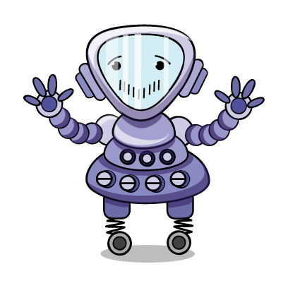 Robots messages sticker-7
