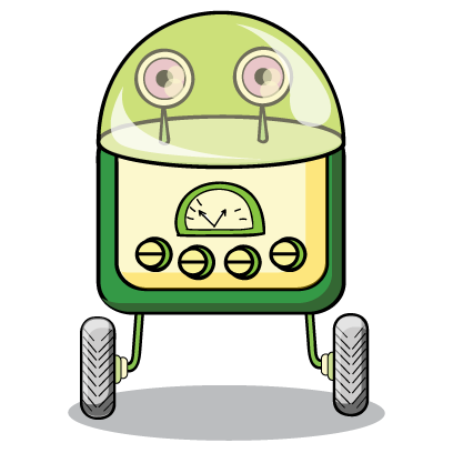 Robots messages sticker-6