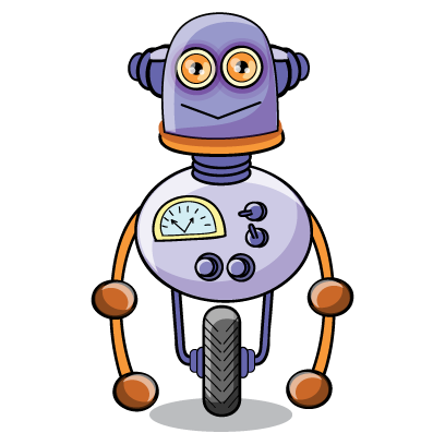 Robots messages sticker-10