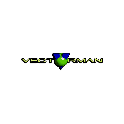 VectorMan Classic messages sticker-0