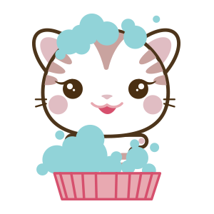 Cat Cute - Animated Sticker messages sticker-0