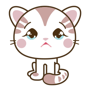 Cat Cute - Animated Sticker messages sticker-9