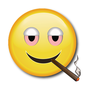 420 by Emoji Fame messages sticker-8