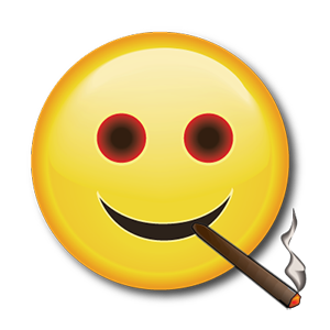 420 by Emoji Fame messages sticker-6