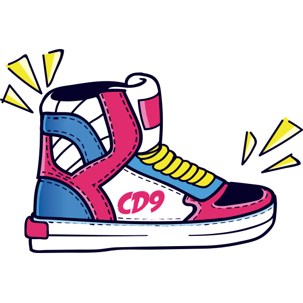 CD9 Revolution Sticker Pack messages sticker-0