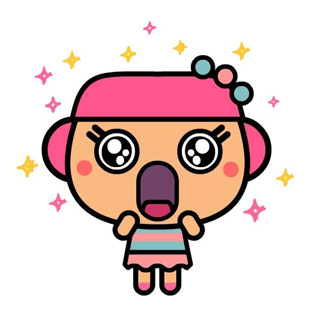 Chibi-Pop messages sticker-4