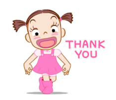 Say It With Baby Girl messages sticker-8