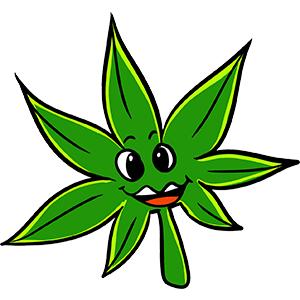 Cannabis.net Weedmojis messages sticker-6