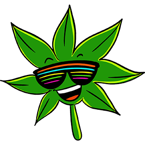 Cannabis.net Weedmojis messages sticker-4