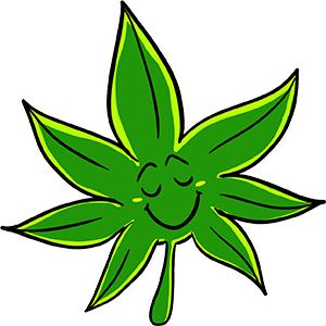 Cannabis.net Weedmojis messages sticker-1