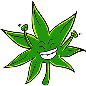 Cannabis.net Weedmojis messages sticker-0