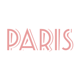 Paris Stickers iMessage messages sticker-8