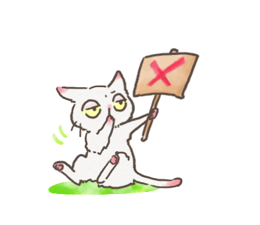 White Cat messages sticker-3