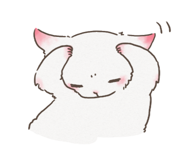 White Cat messages sticker-10