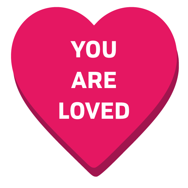You Are Loved messages sticker-0