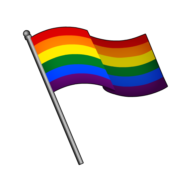 Gay Pride Emoji Stickers messages sticker-3