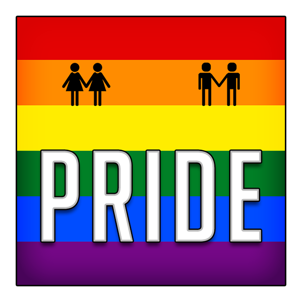 Gay Pride Emoji Stickers messages sticker-1
