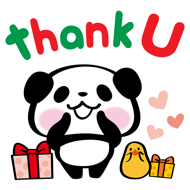 Pandaaa!!! Xmas Stickers for iMessage messages sticker-7