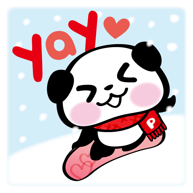 Pandaaa!!! Xmas Stickers for iMessage messages sticker-9