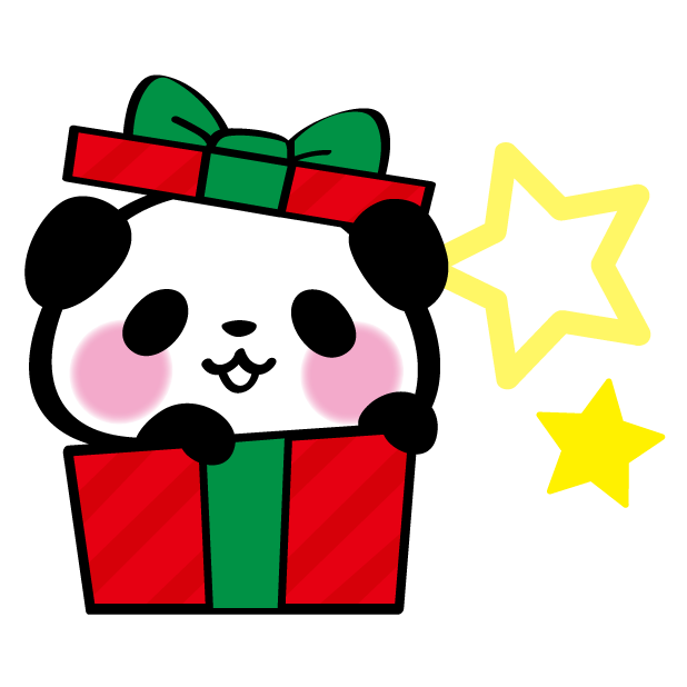 Pandaaa!!! Xmas Stickers for iMessage messages sticker-11