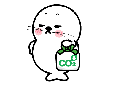 Eco-friendly Life with Mul Bom Ee - Mango Sticker messages sticker-10