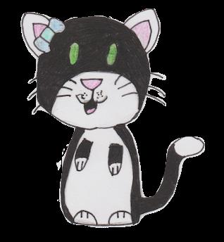 Sock Cat Stickers messages sticker-0