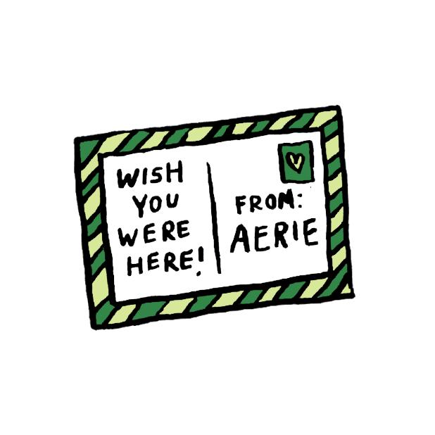 Aerie Stickers messages sticker-5